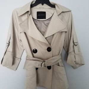 Zara Basic Womens Coat